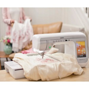 Machine a coudre et quilting Brother Innovis V5