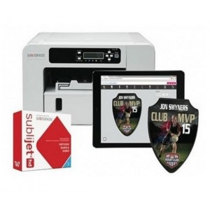 Kit Imprimante sublimation A3 Virtuoso SG800 SubliJet-HD